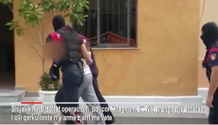 """Kush është """"koka"""" e grupit dhe si u kap banda e gjobvënësve në Tiranë"""