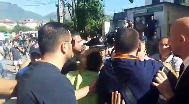 Tentoi të përplasë me makinën e tij forcat e policisë, Krimet e Rënda caktojnë masën e sigurisë për Petrit Dukin