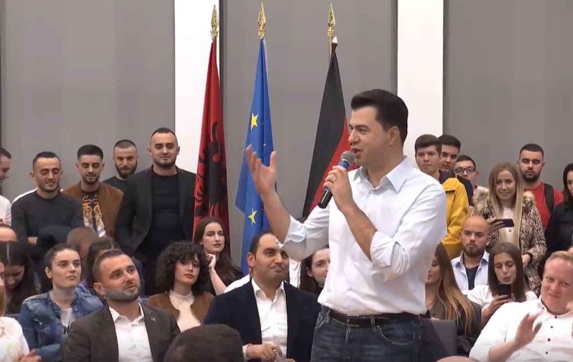 Basha apel rinisë: Dua t'ju dëgjoj dhe të përfitoj për t'i kthyer shpresën Shqipërisë