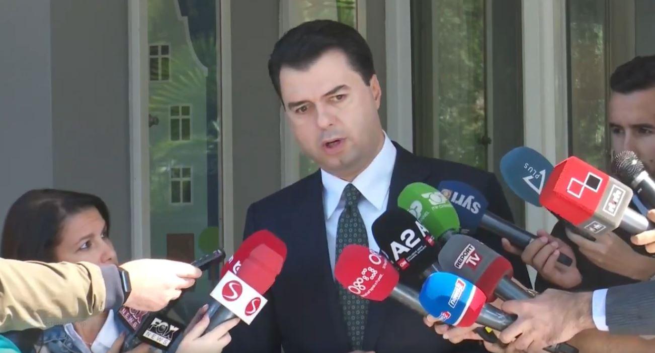 Basha: Rruga e Ramës është e fajësimit e sulmeve, propozimi për reformën është në tryezë