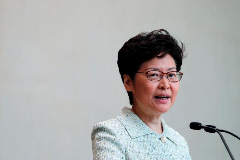 Hong Kong, Lam: Asnjë tolerancë përballë dhunës