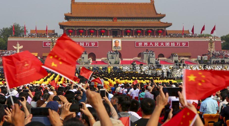 Republika Popullore e Kinës feston 70 vjetorin e krijimit, paradë e madhe ushtarake