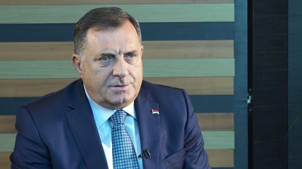Ekskluzive   Milorad Dodik: Republika Serbe mund t'i bashkohet Serbisë pas precedentit të Kosovës
