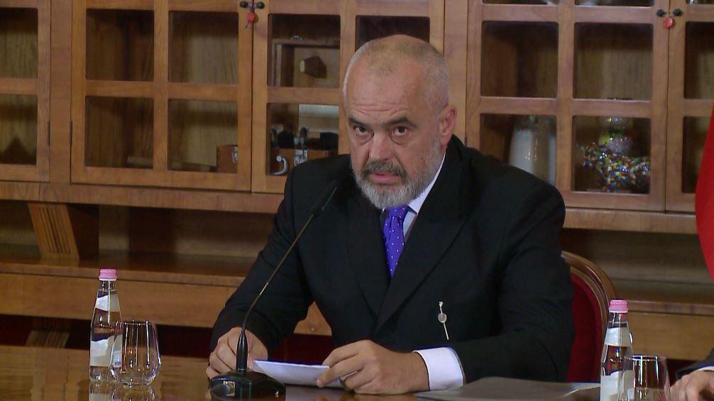 Opozita parlamentare thërret Ramën në interpelancë për ngecjen e Alvinit në Siri