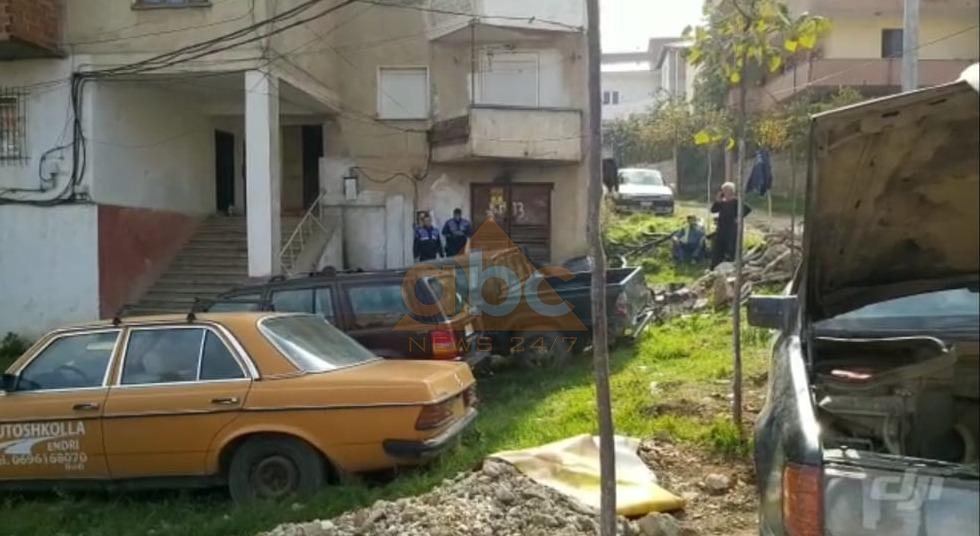 FOTO/ Bie nga kabina, humb jetën punonjësi i OSHEE në Pogradec