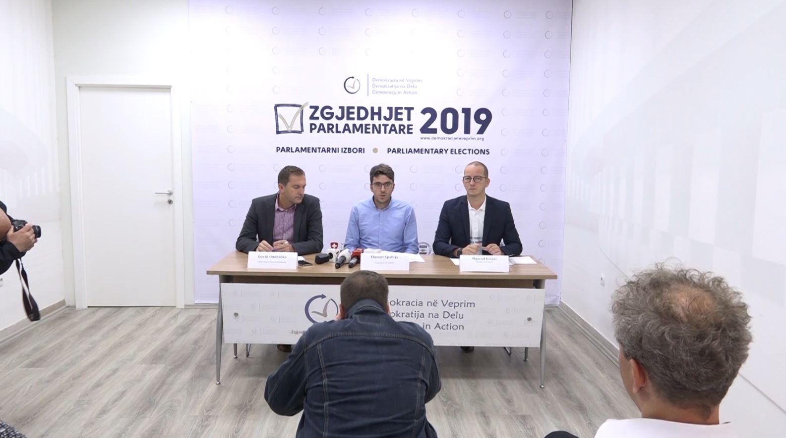 Mbyllet fushata zgjedhore në Kosovë