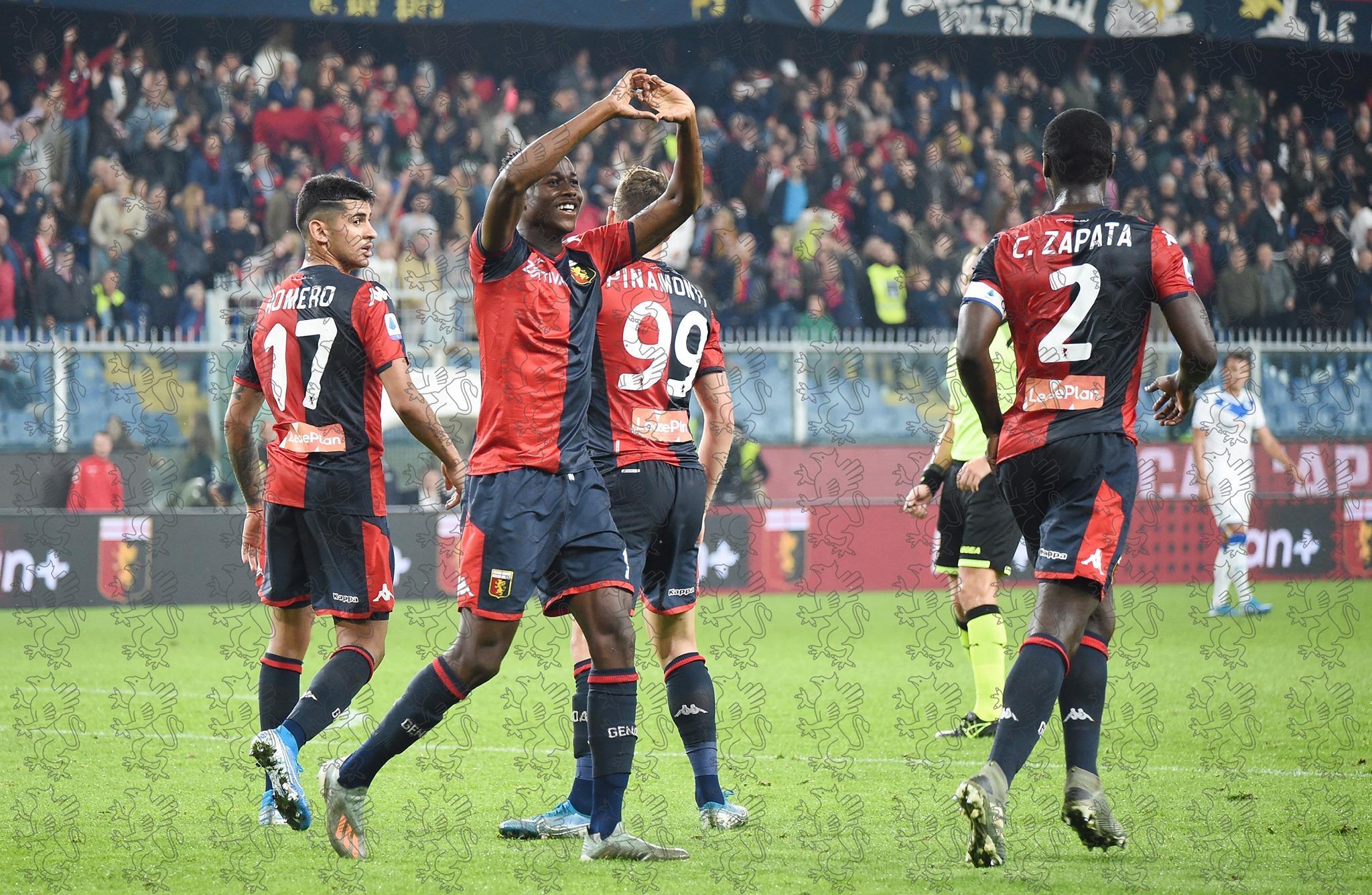 Tjetër rast me Coronavirus, Genoa humb lojtarin e dytë para sfidës me Napolin