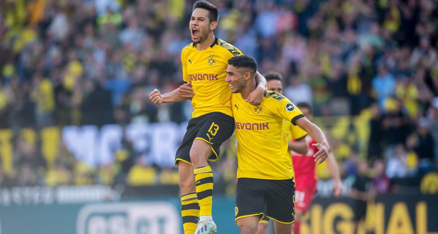 """Zyrtare: Vjen edhe firma, Dortmund """"blindon"""" mbrojtësin"""