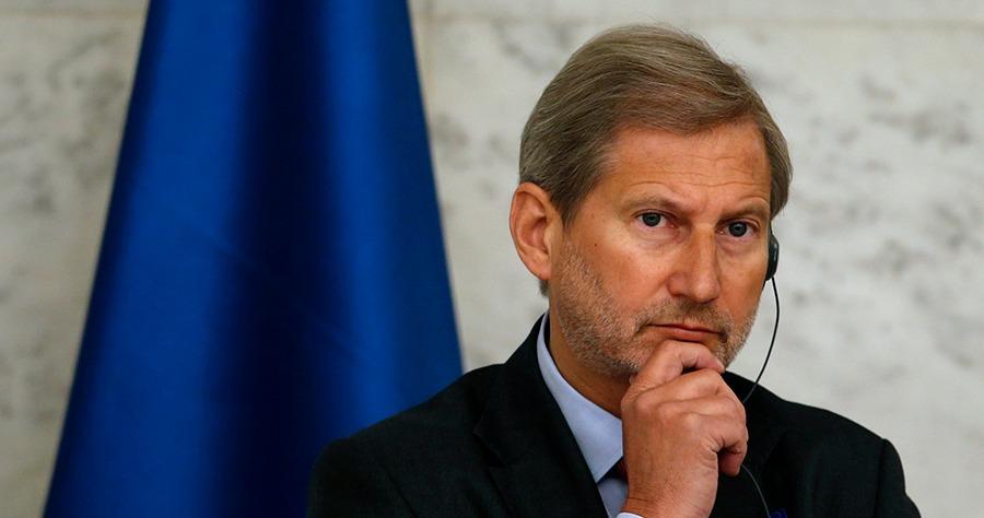 Hahn paralajmëron lajmin e mirë për Shqipërinë dhe Maqedoninë e Veriut