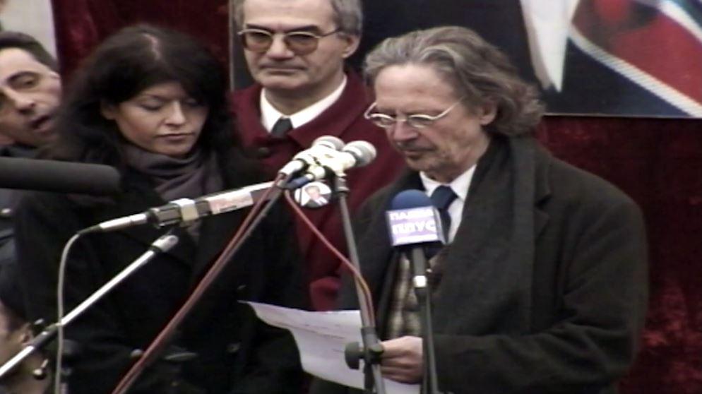 Nobeli për Handke, habi edhe në Beograd