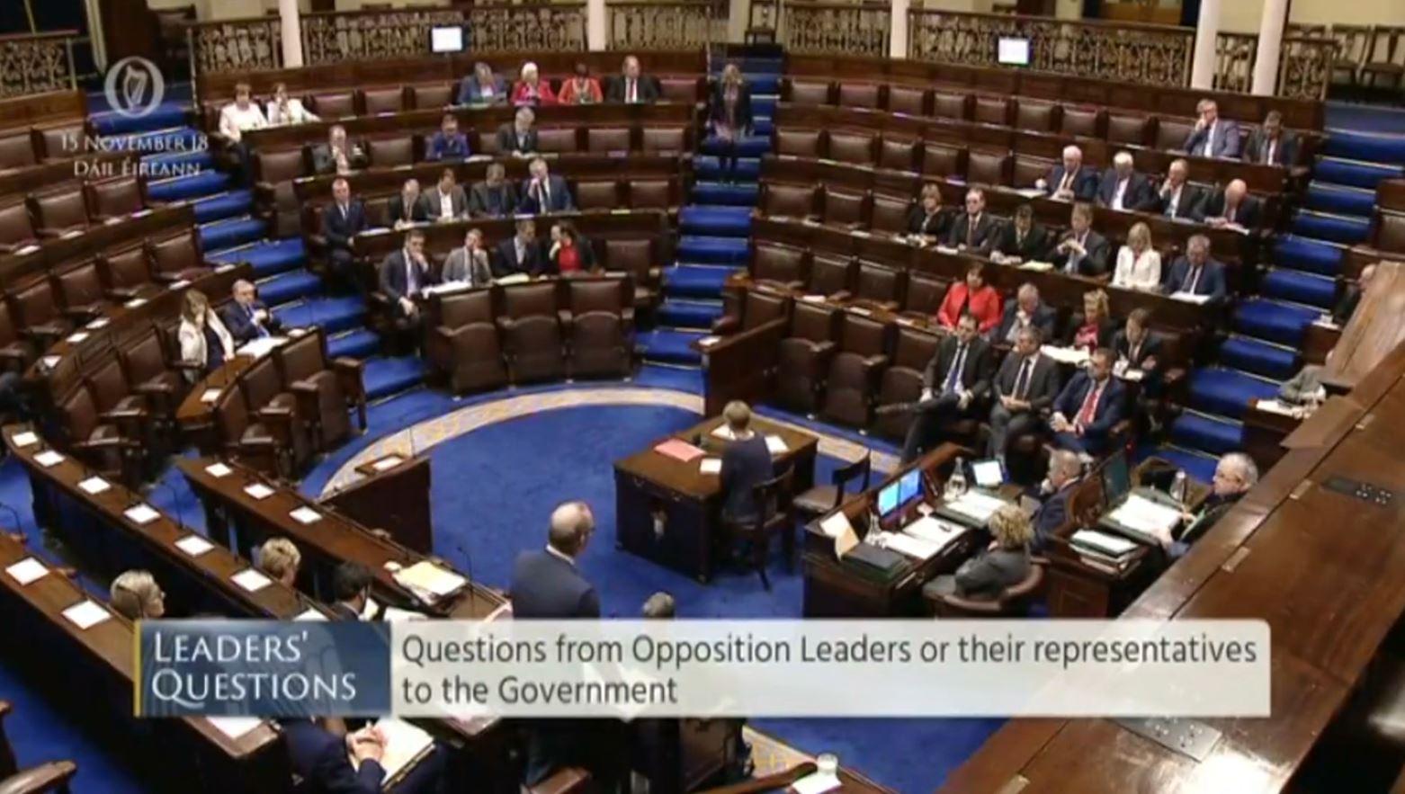BREXIT, Irlanda kundër propozimeve të Londrës