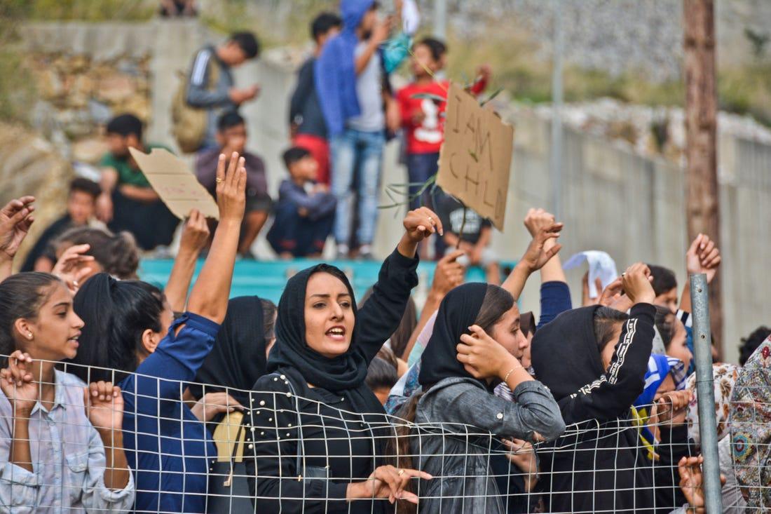 KiE për situatën e emigrantëve në ishujt grekë: Situata, në kufijtë e katastrofës