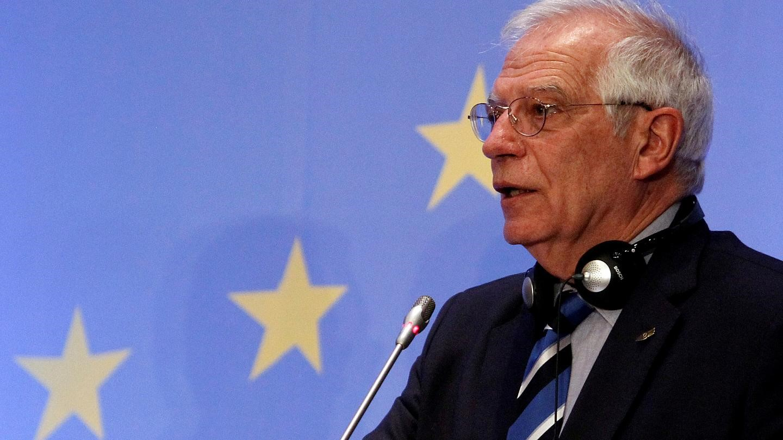"""Josep Borrel kalon """"testin"""" në KE: Do bëj ç'është e mundur për arritjen e dialogut Kosovë-Serbi"""