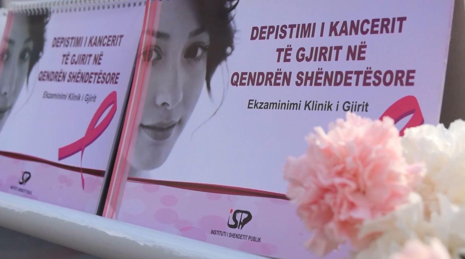Manastirliu: Nëpërmjet sensibilizimit beteja me kancerin e gjirit mund të fitohet