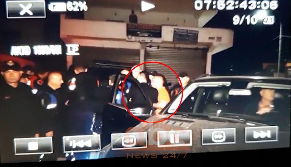 Momenti i ndalimit të ish-deputetit Klevis Balliu (Video)