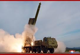 Koreja e Veriut lëshon dy raketa në detin e Japonisë