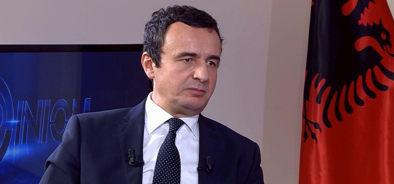 Kurti: Dialogun me Serbinë do ta drejtoj unë