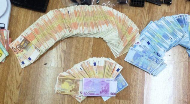 3.400 Euro të falsifikuara, kapet një person