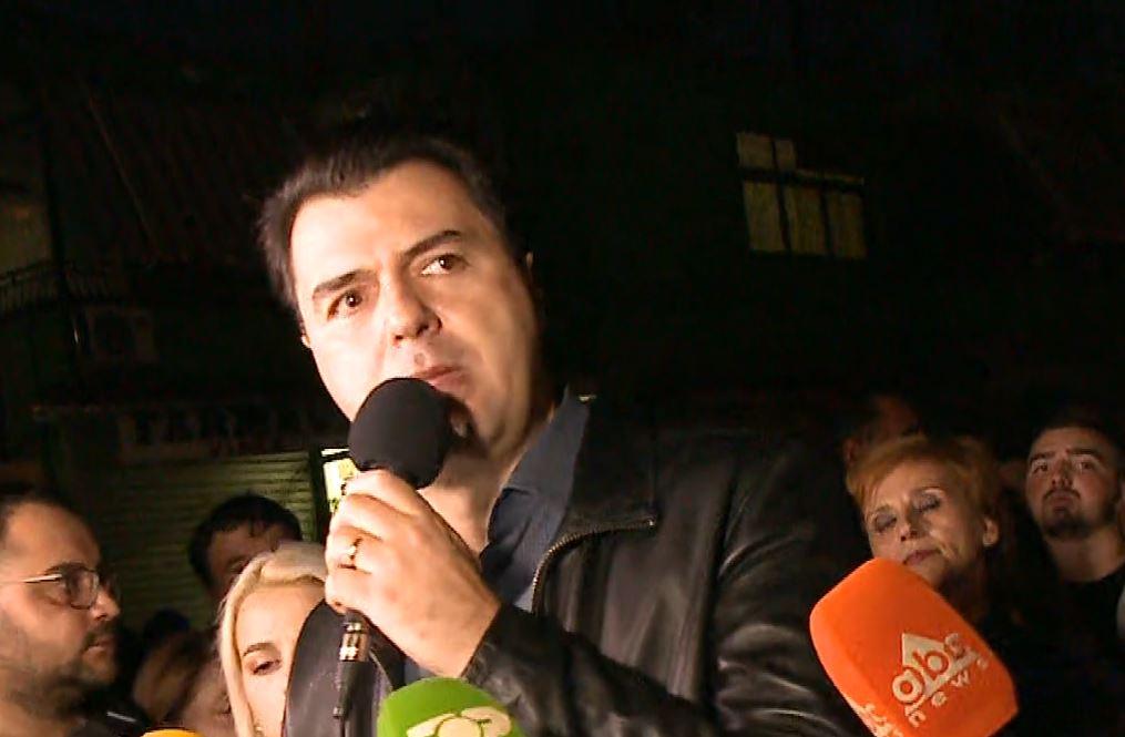 Protesta, Basha: Të qëndrojmë dhe ta sprapsim të keqen