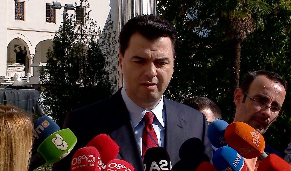 Basha takon sekretarin e OSBE: Dialogu për krizën jashtë parlamentit