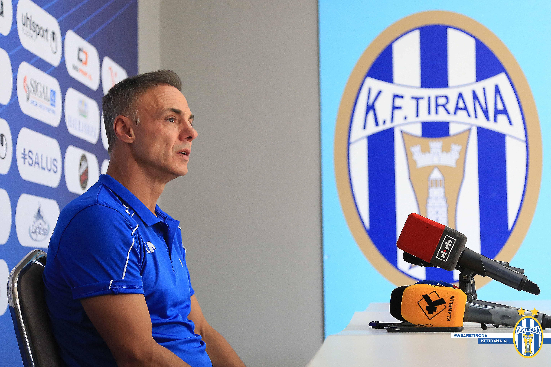 Mema: Tirana i ka cilësitë për titull! Zërat për largim? Nuk jam i pari!