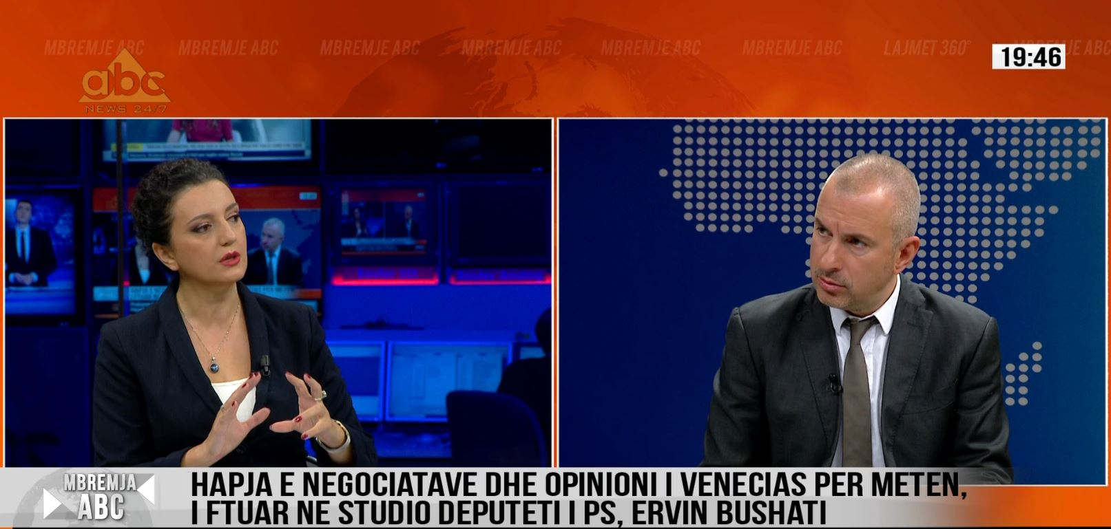 Ervin Bushati: Vendim pozitiv për negociatat, Merkel po investon