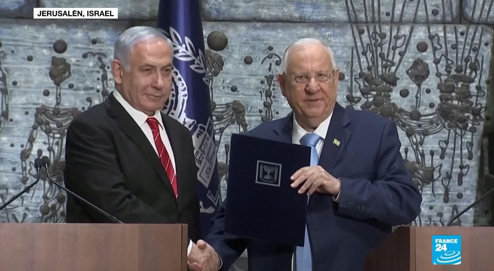 Dorëzohet Benjamin Netanyahu, qeveria e re nga Benny Gatz