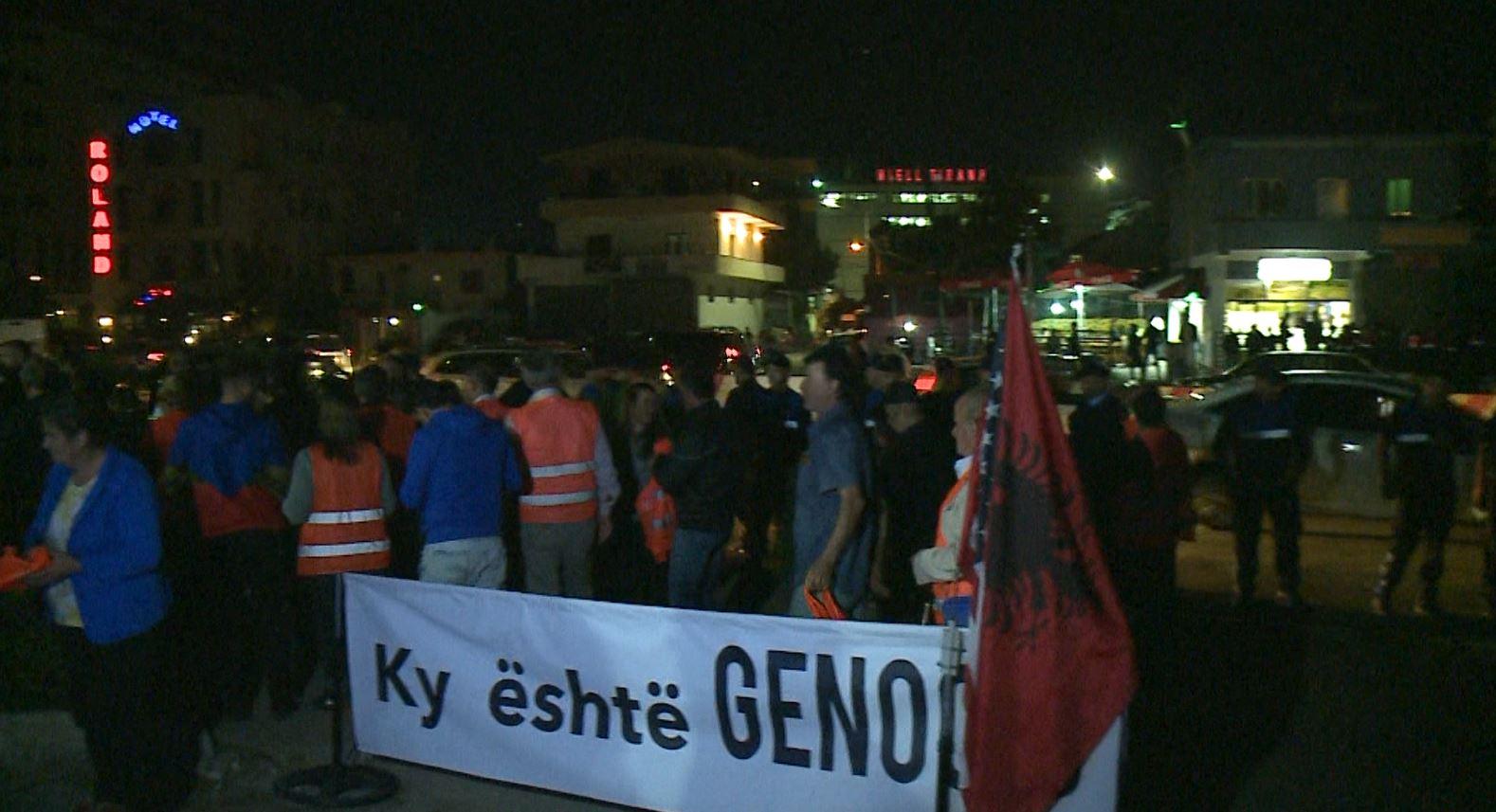 Protesta e banorëve të Unazës së Re, Balliu: Rama përgjegjës për negociatat, të largohet