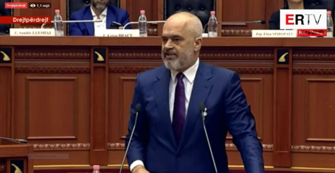 Rama: Procesi i hapjes së negociatave është bërë më shumë më kërkues