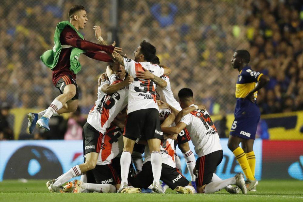 Boca dëshiron Cavanin, River përgjigjet me një tjetër goleador të madh