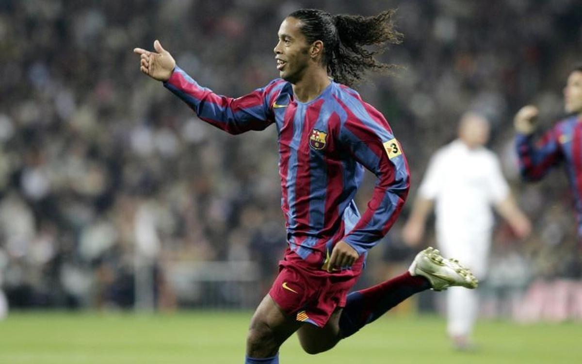 Telefonatë surprizuese, një legjendë tenton rikthimin e Ronaldinho