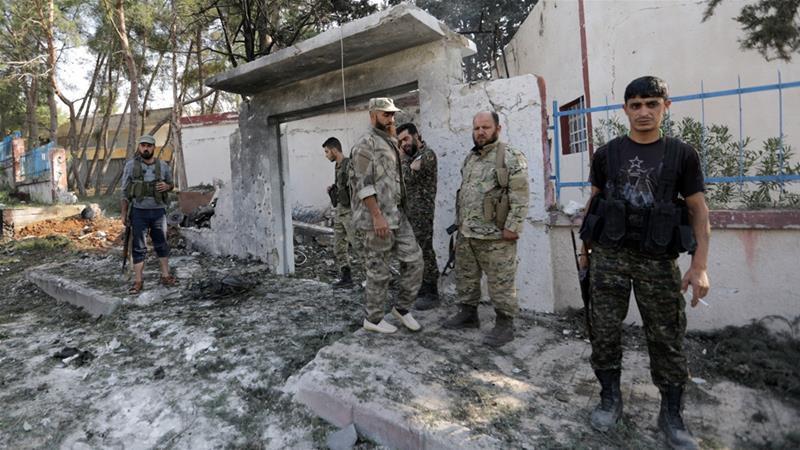 """Rusia """"blindon"""" me çeçenë kufirin Turqi-Siri"""