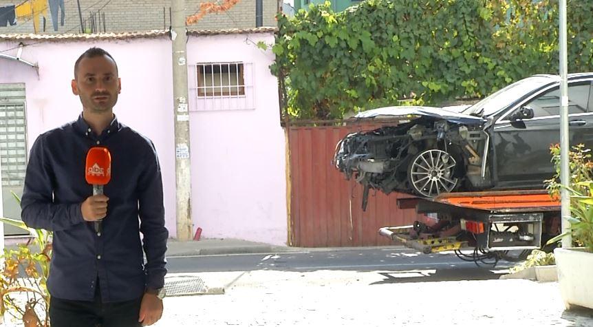 Eksploziv makinës së blinduar, pista që po heton policia