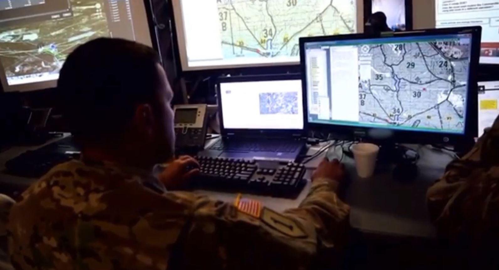 SHBA, Sulm kibernetik sekret ndaj Iranit