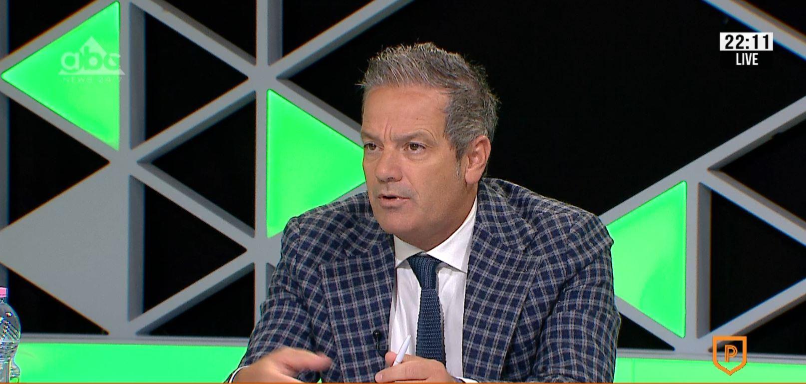 Tahiri: Lerda agresiv, çdo italian sjell probleme në Shqipëri!