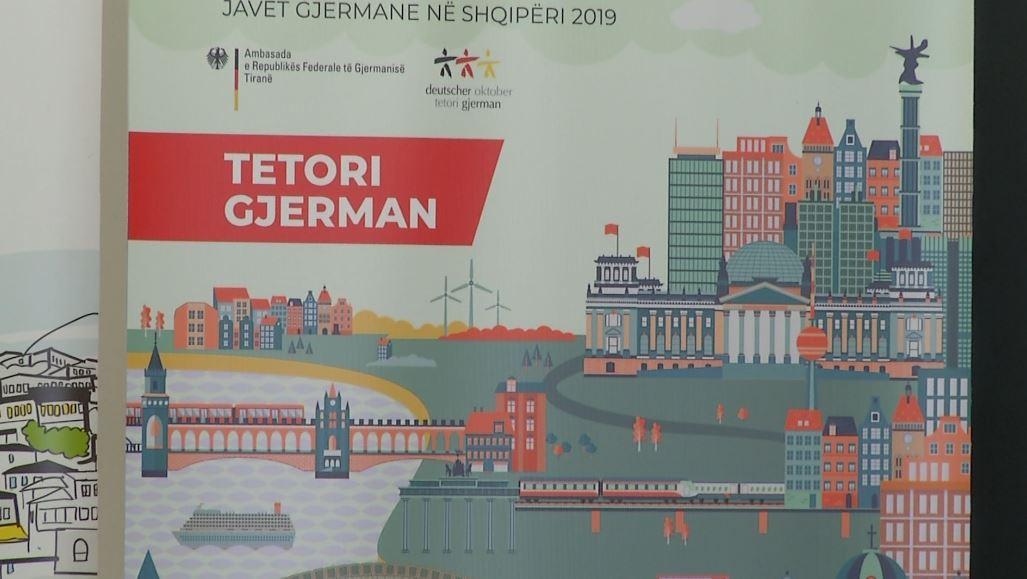 """Edicioni i 13 i Tetorit gjerman mbahet nën moton """"Gur, gur bëhet urë"""""""