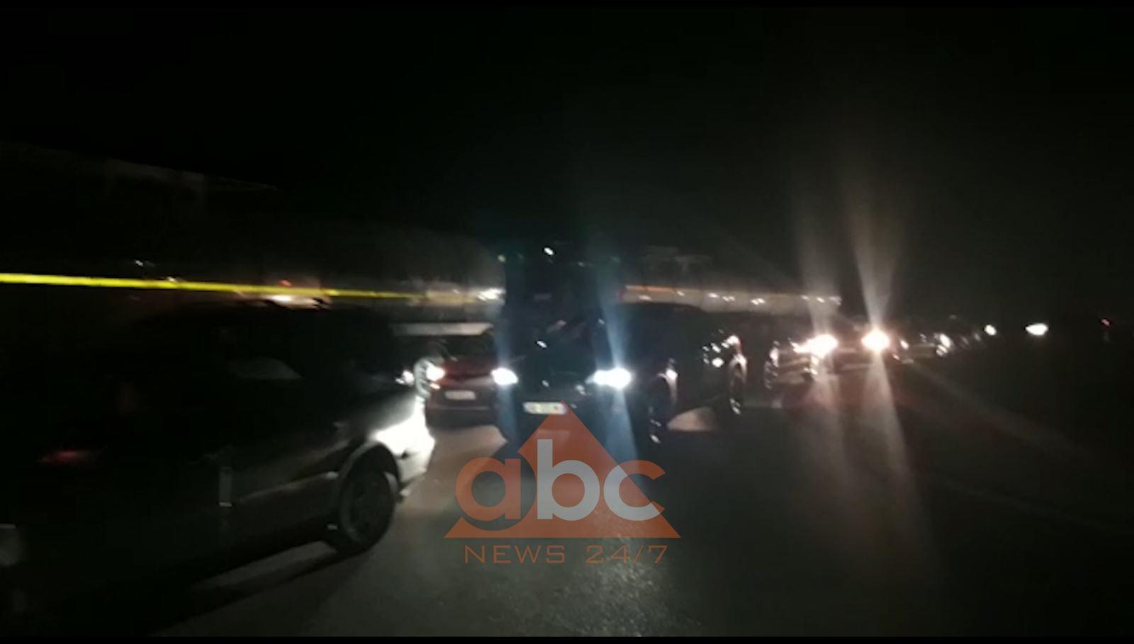 Bllokohet trafiku në rrugën Thumanë-Fushë Krujë