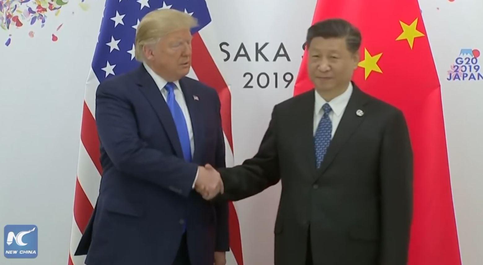 Washington-Pekin, tani dhe luftë diplomatike