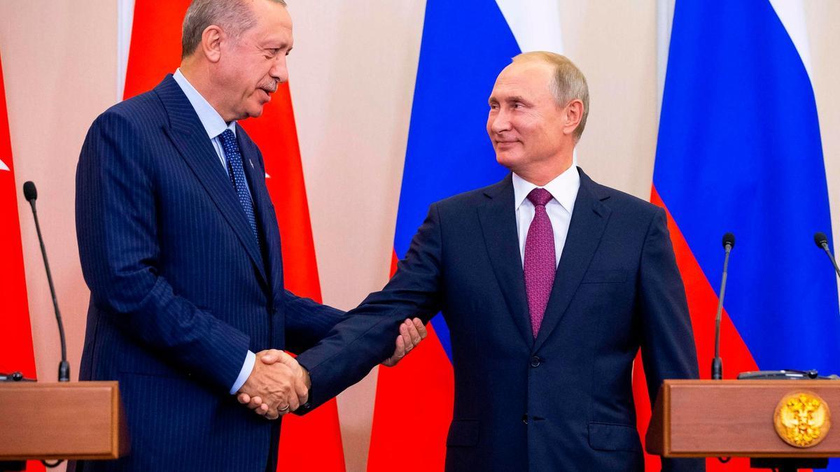 Armëpushimi në Siri mbetet pezull, pritet takimi Erdogan-Putin