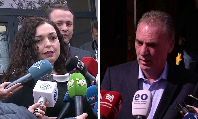 Zgjedhjet në Kosovë, Vjosa Osmani: Qytetarët ta shprehin vullnetin e tyre të lirë