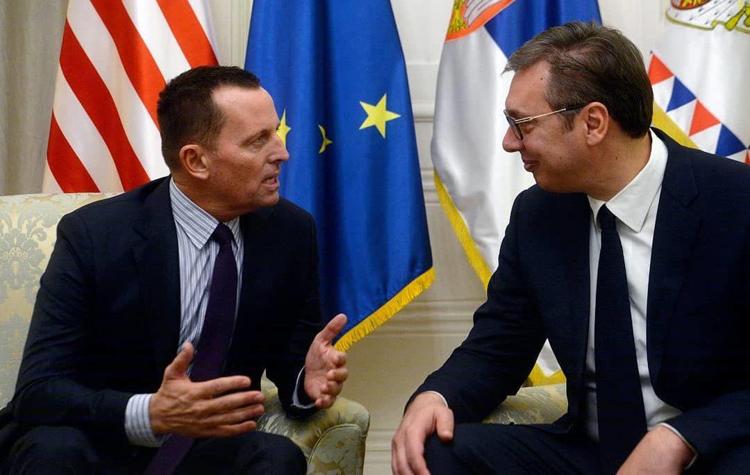 Serbia refuzoi ofertën amerikane për Kosovën