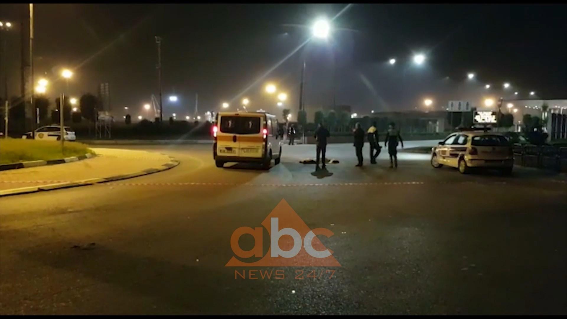 Aksidenti horror në Durrës/ ABC News sjell dëshmitë e dy shoferëve që përplasën 25-vjeçarin