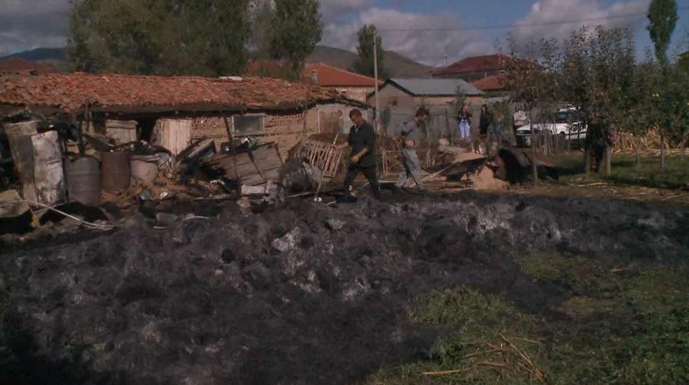 Familja në dasmë, zjarri i shkatërron pasurinë