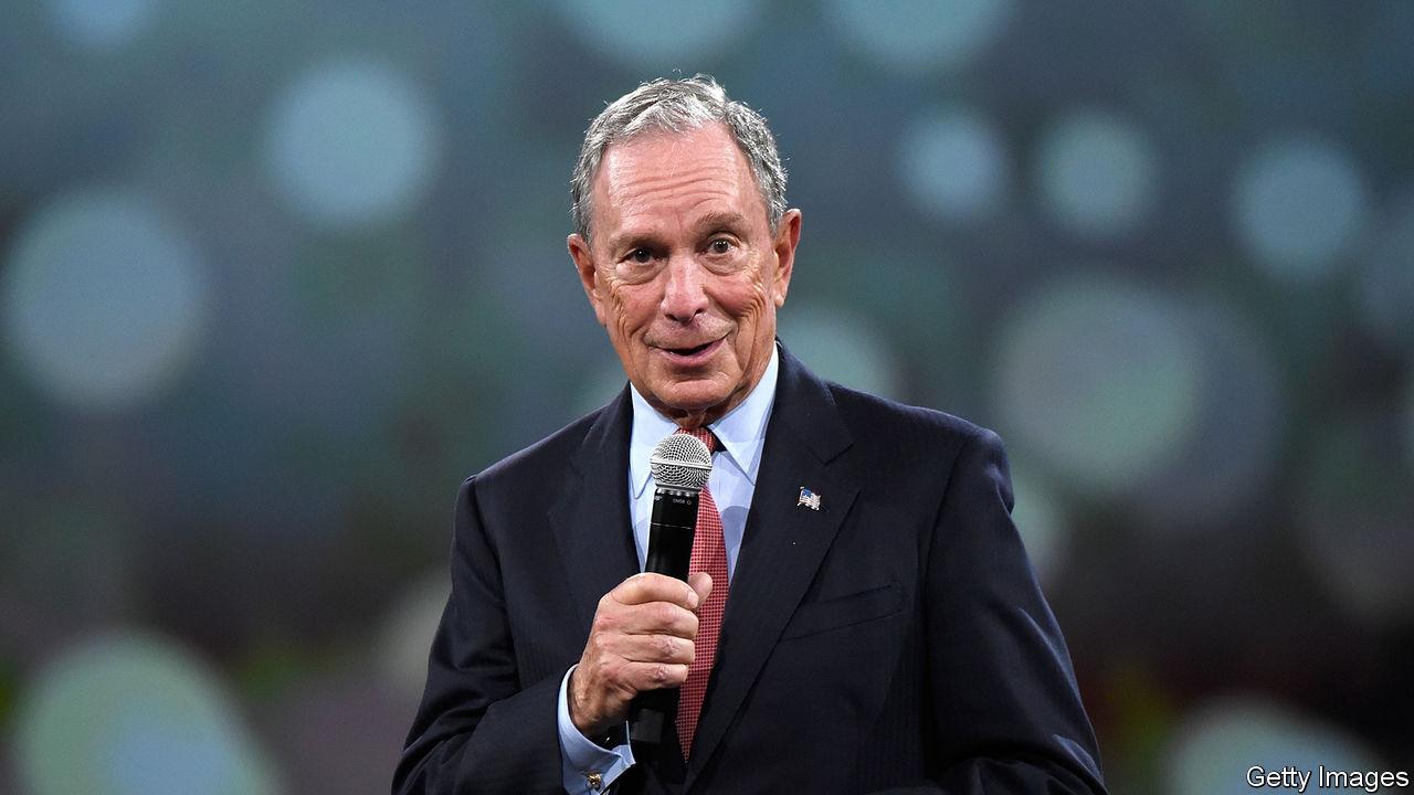 Michael Bloomberg sfidon Trump: Fushata e tij elektorale do të vetëfinancohet