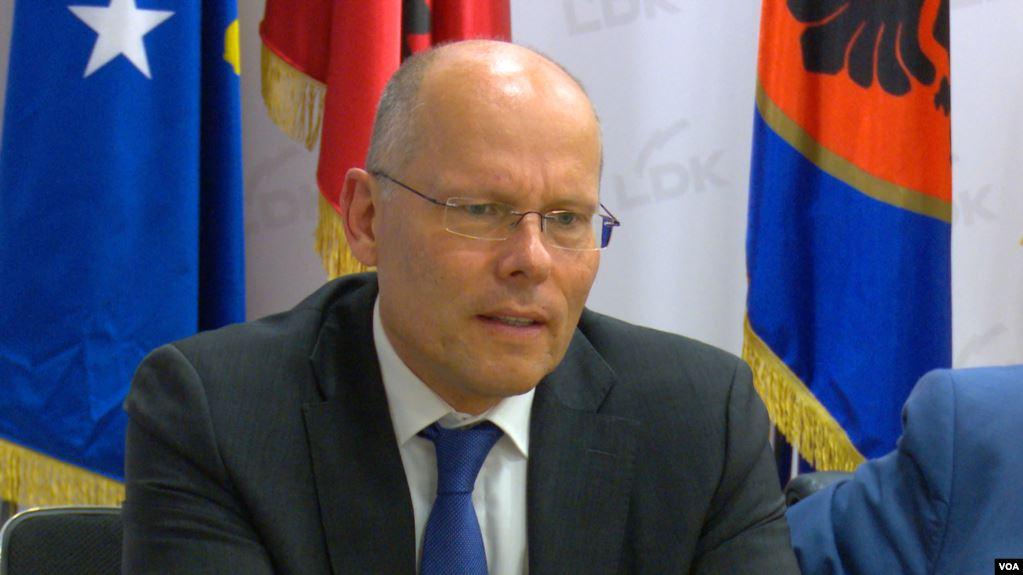 Peter Beyer emërohet mes debatesh raportues i Këshillit të Evropës për Kosovën