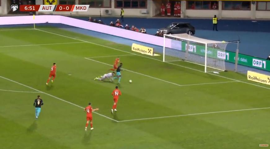 VIDEO | Alaba shënon për Austrinë, edhe Polonia në avantazh!