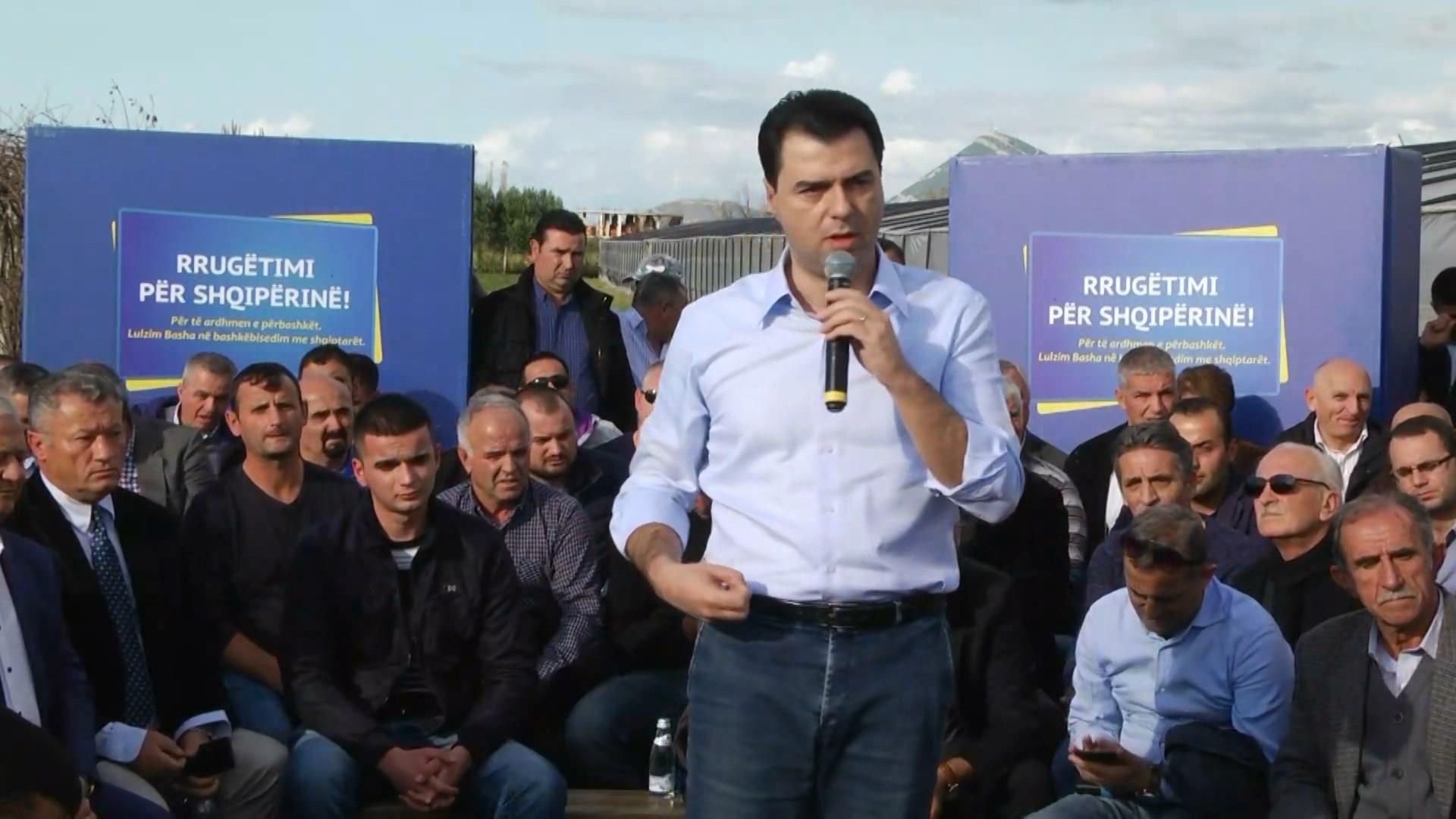 Basha premton anulim të koncensioneve të qeverisë: E nisim me Milot-Balldren
