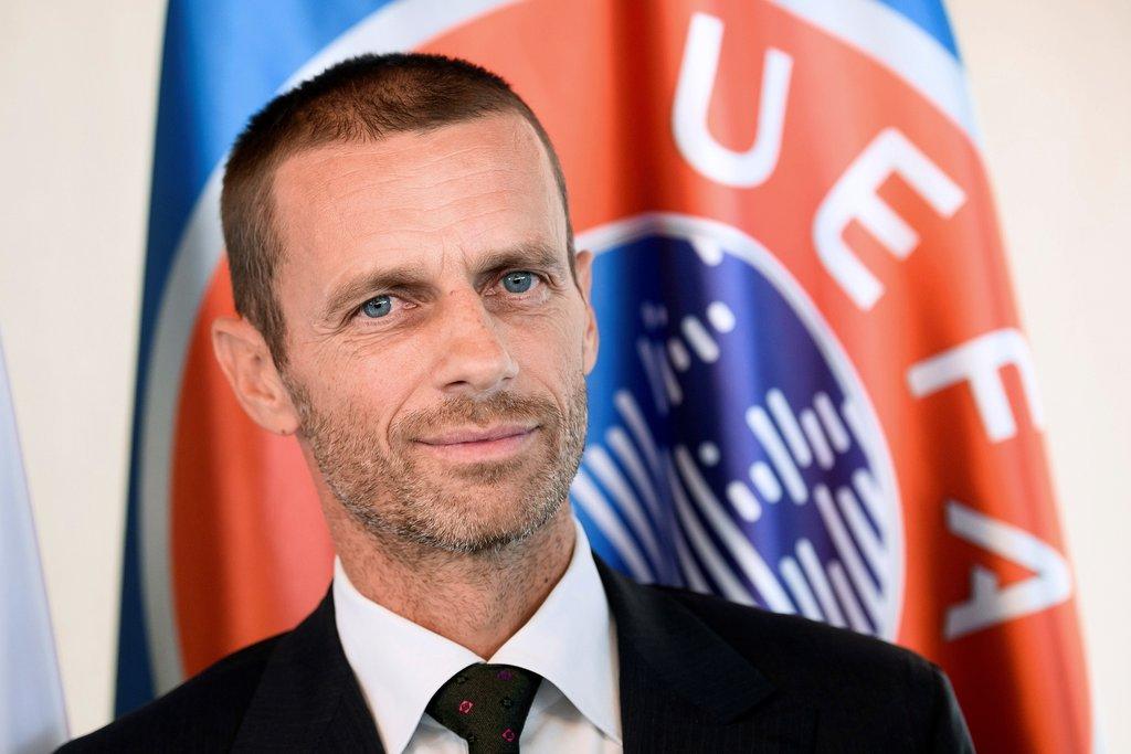 Plani për Champions League dhe kampionatet, kreu i UEFA-s i prerë
