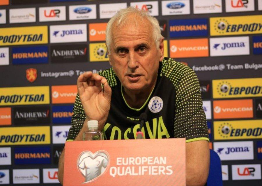 Challandes: Shorti nuk e favorizoi Kosovën, rivalët i kemi shumë të fortë