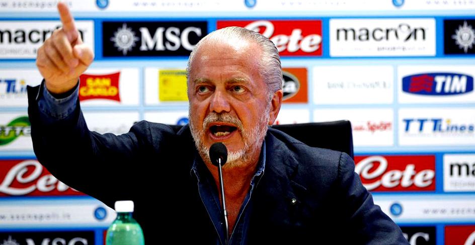 Gattuso rrezikon, De Laurentiis projekton si trajner zbulimin e Tares